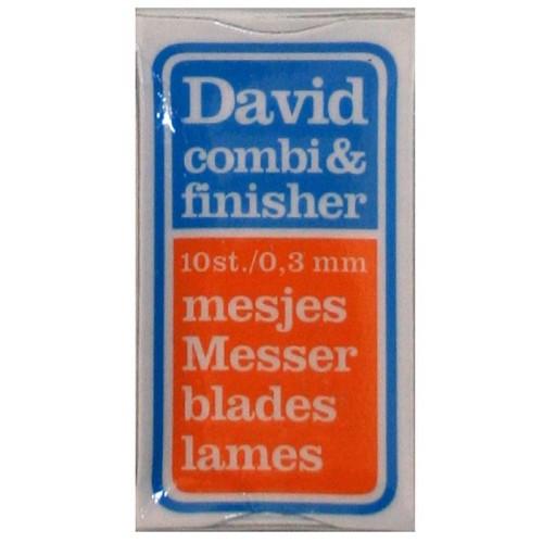MESJES (10) VOOR DAVID SCHAAF