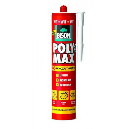 POLY MAX EXPRESS WIT 425G BISON