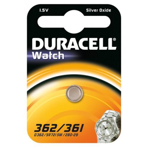 DURACELL 362/361/SR58 1,5 VOLT BP1