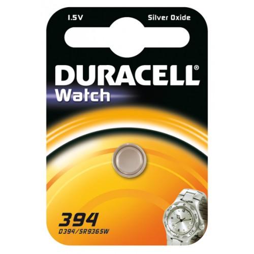 DURACELL 394/SR45 SILVER 1,5 VOLT BP1