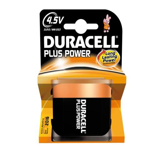 1 ST DURACELL 4.5VOLT