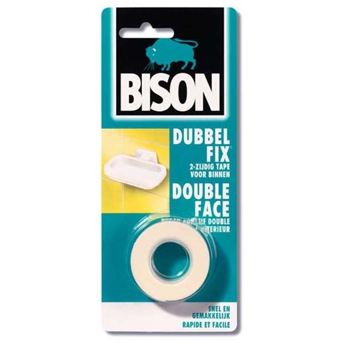 DUBBEL FIX (1,5MX19MM) BISON