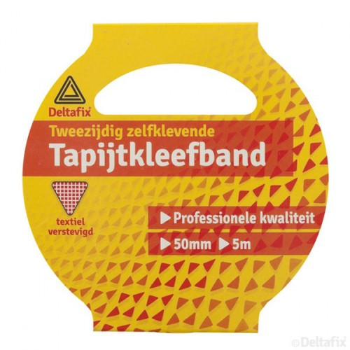 TAPIJTTAPE PROF. IN HULS 5 M 50 MM