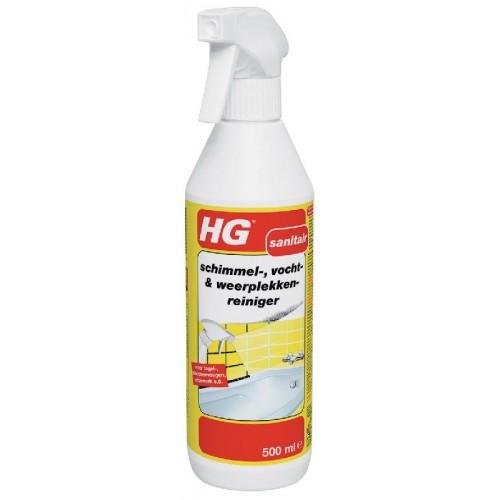 HG SCHIMMELREINIGER (SCHIMMELVRETER) 500 ML
