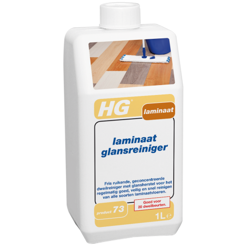 HG LAMINAAT GLANSREINIGER (PRODUCT 73)