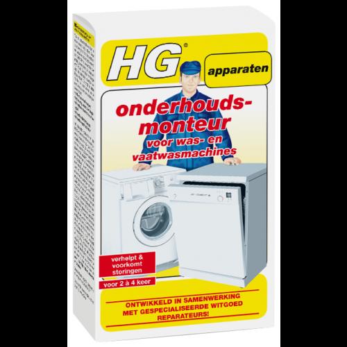 HG ONDERHOUDSMONTEUR 2X 100 ML