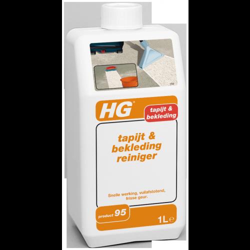 HG TAPIJT & BEKLEDING REINIGER 1 LTR (PRODUCT 95)