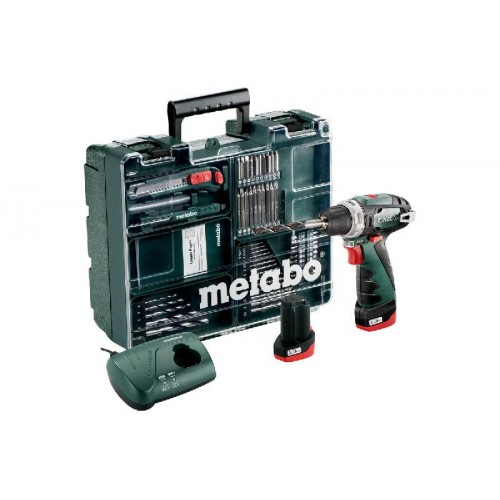METABO POWERMAXX BASIC MOBILE 2 ACCUS 2.0AH