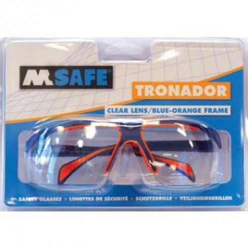 M-SAFE V-BRIL TRONADOR HELDER BL/OR BLIS