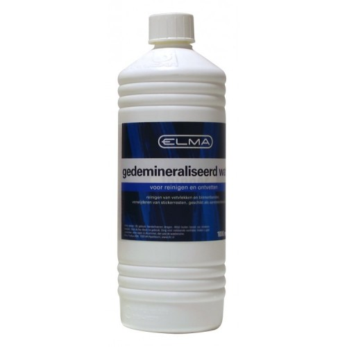 GEDEMINERALISEERD WATER 5.0L
