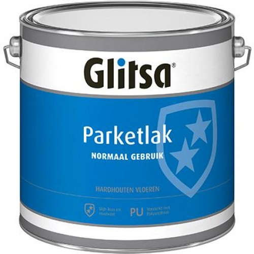 GLITSA PARKETLAK GLANS BLANK 2.5L