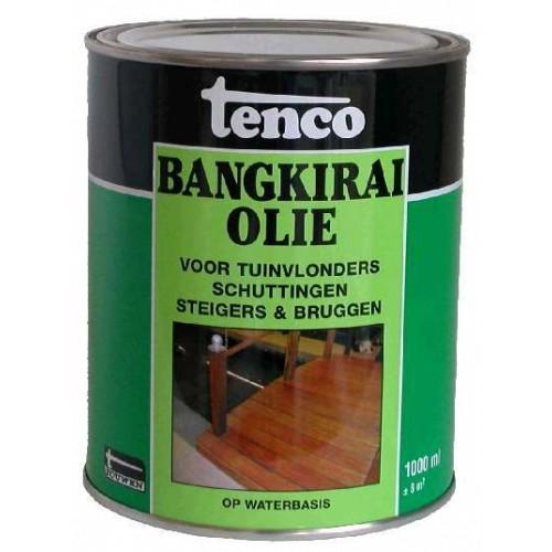 TENCO BANGKIRAI OLIE WATERBASIS 1 TRANSPARANT