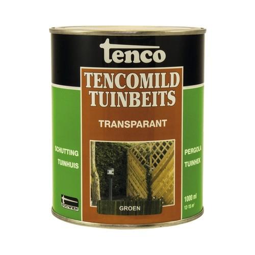 TENCO TENCOMILD TUINBEITS TRANSPARANT GROEN 1L
