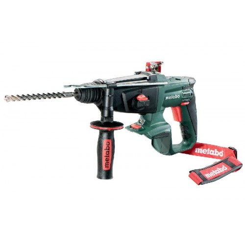METABO ACCU BOORHAMER KHA 18 LTX BODY IN METALOC KOFFER