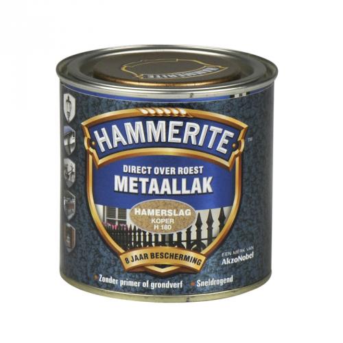 HAMMERITE HAMERSLAG KOPER 250ML