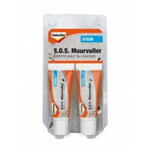 ALABASTINE SOS MUURVULLER 2 X 20 ML