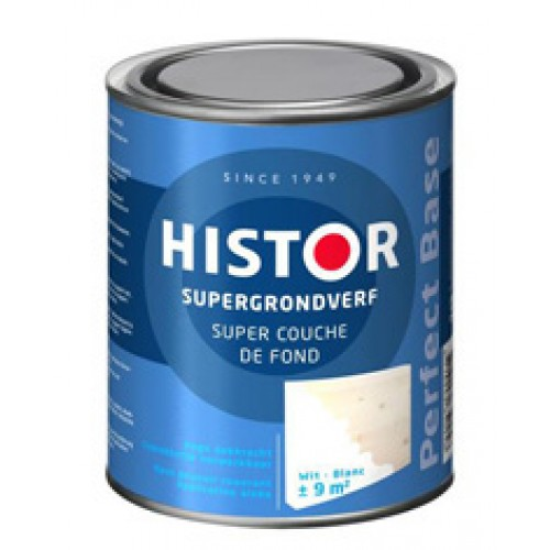 HISTOR PERFECT BASE SUPERGRONDVERF WIT 250ML