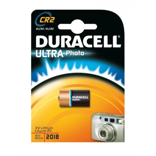 DURACELL ULTRA CR2 3V BP1