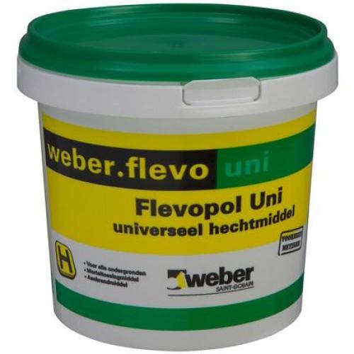 WEBER.FLEVO UNI 1 LTR 1 LTR. KG