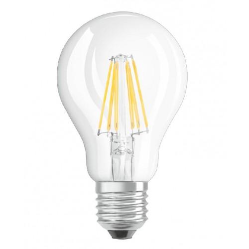 OSRAM LED LAMP CLASSIC A 75 H 8W 827 E27