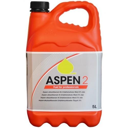 ASPEN2 ROOD TWEETAKT BENZINE 5LTR.