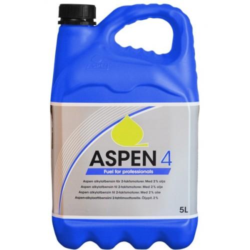 ASPEN 4 BLAUW BENZINE 5LTR.