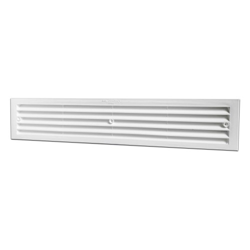 DEURROOSTER DOUBLE GAS 450X90MM, 184 CM², WIT