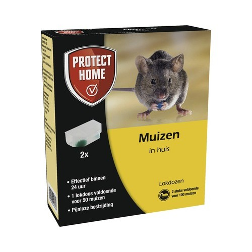 PROTECT HOME EXPRESS MUIZENLOKMIDDEL 2ST.