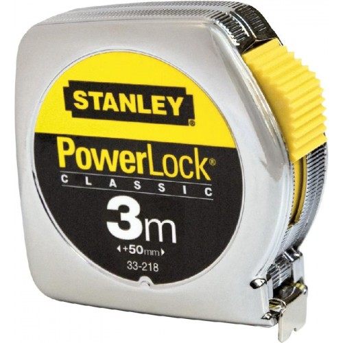 POWERLOCK 3MX12.7MM METAL CASE