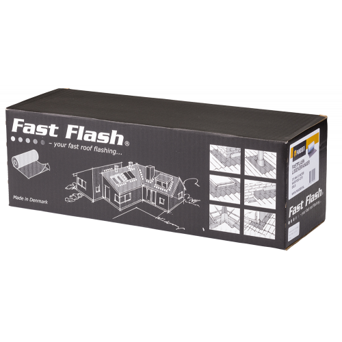 PANDSER® FAST FLASH 0,28 X 5 M ZWART