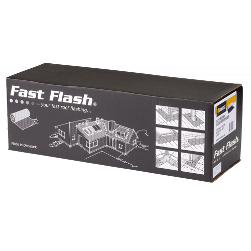PANDSER® FAST FLASH 0,37 X 5 M ZWART