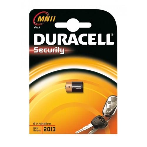 DURACELL E11A/MN ALKALINE 6V BLISTER 1ST
